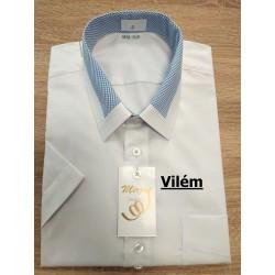 VILÉM- Společenská košile KR