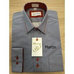 MARTIN Společenská košile DR