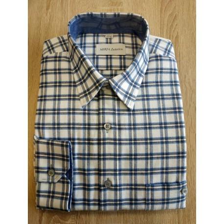 LEO-Flanelová-košile